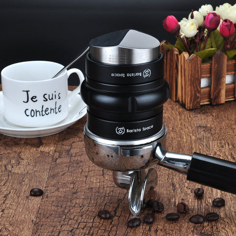 D1 BaristaSpace 2-in-1 58mm Coffee Tamper Distribution Tool Set