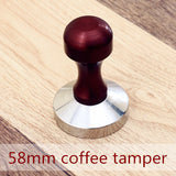 58mm coffee tamper