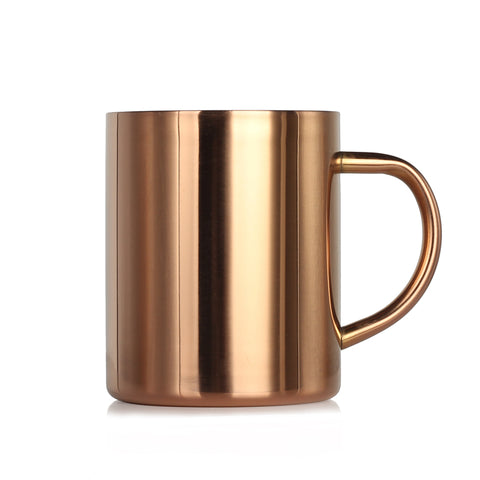 Stainless Steel Copper Mug