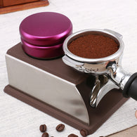 Perfect Silicon Espresso tamper holder