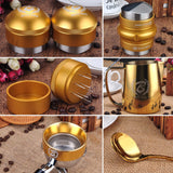 Barista Tools Gold Set (7 Items) for Christmas (Save 50USD)> BaristaSpace