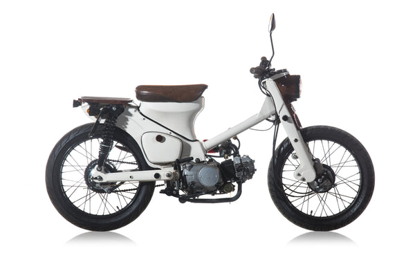 CiTy 110 | Honda Trail 90