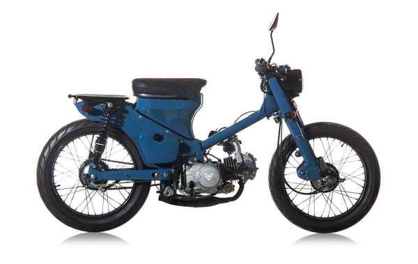 CiTy 125 | Honda Trail 90