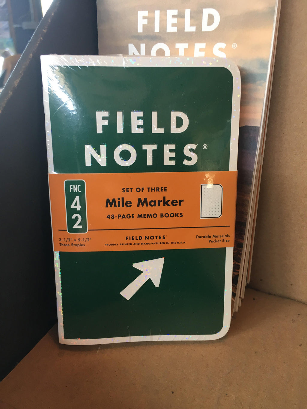 Field Notes - Mile Marker 3 Pack