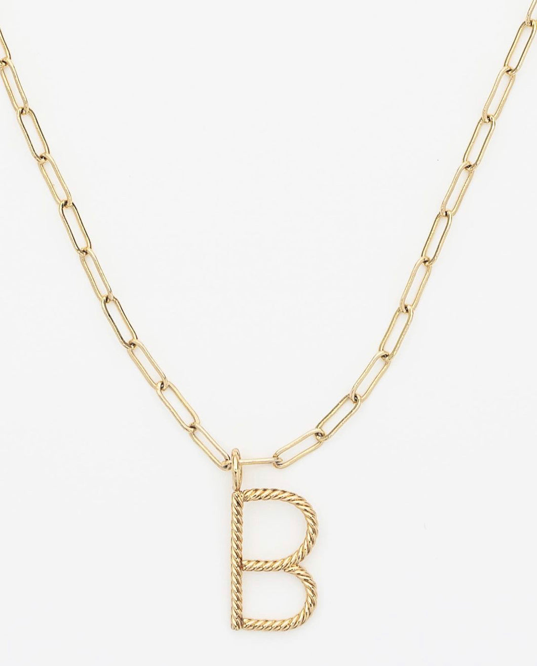 Aspen Initial Necklace