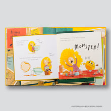 Nibbles : The Book Monster - Me Books Asia Store
