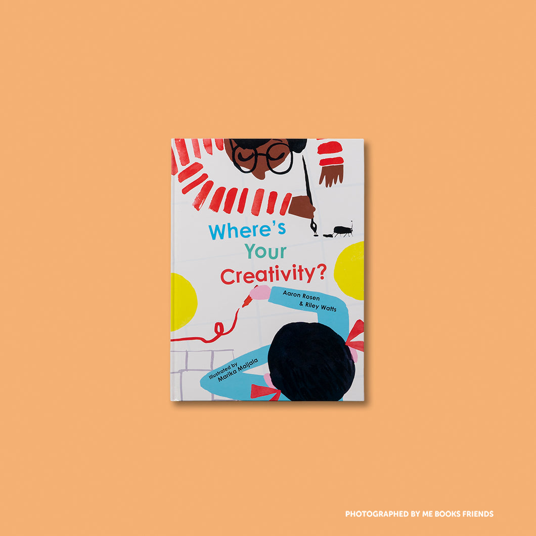 Where's Your Creativity? - Me Books Asia Store