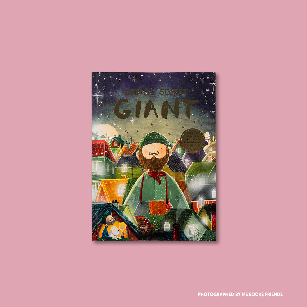 Grandad's Secret Giant - Me Books Asia Store
