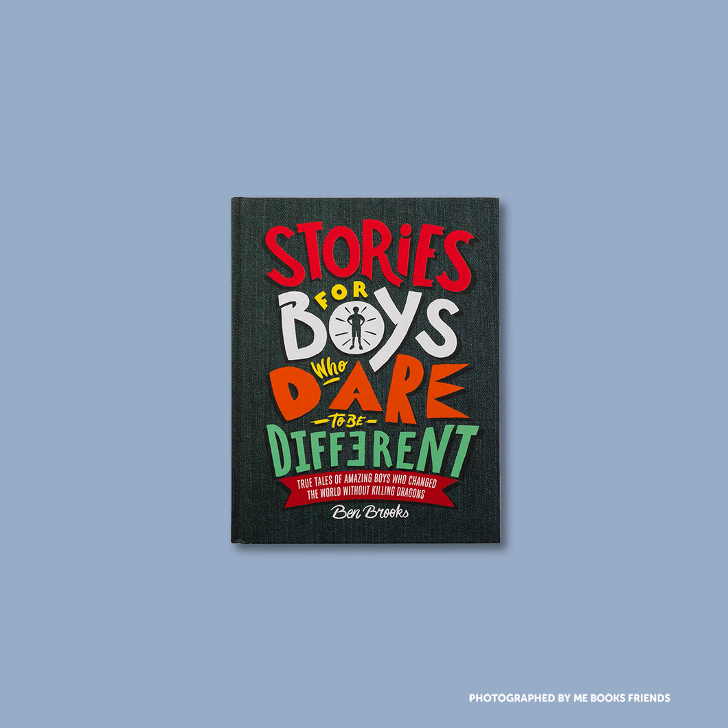 Stories for Boys Who Dare to be Different - Me Books Asia Store