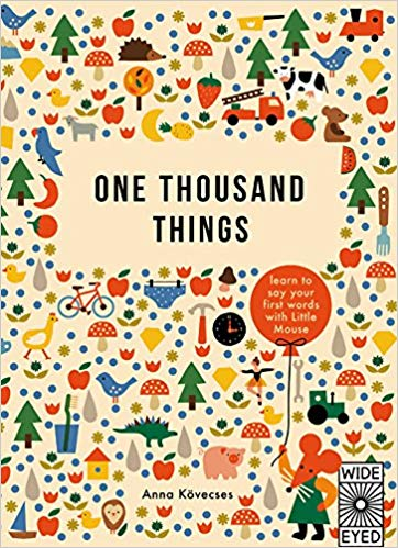 One Thousand Things - Me Books Asia Store