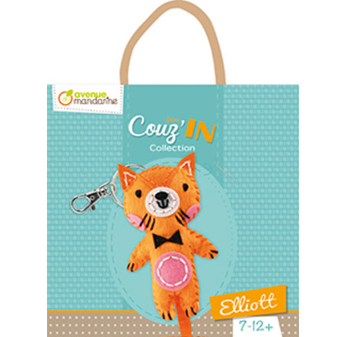 Avenue Mandarine Mini Couz In Elliott - Me Books Asia Store