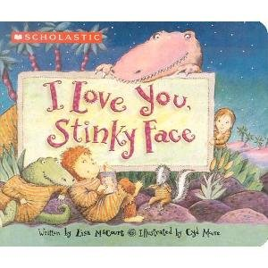 I Love You, Stinky Face - Me Books Asia Store