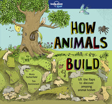 How Animals Build - Me Books Asia Store