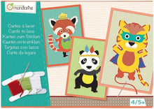 Avenue Mandarine Creative Box Cards to Lace - Me Books Asia Store