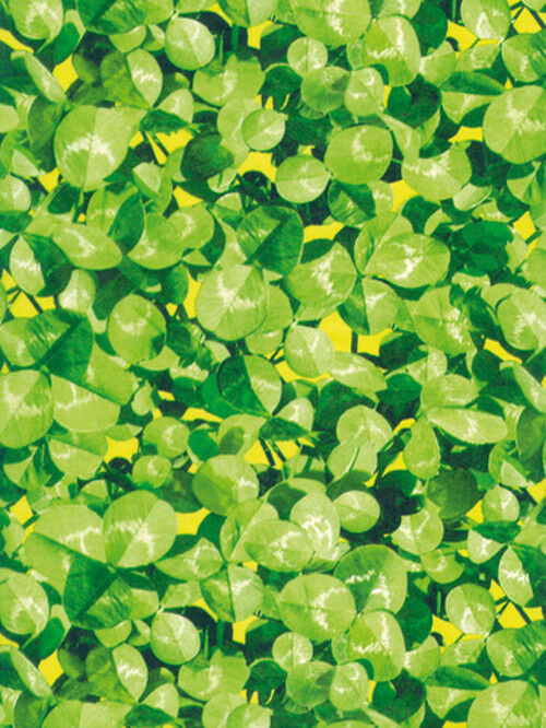 DECOPATCH Paper:Green 404 Clovers - Me Books Asia Store