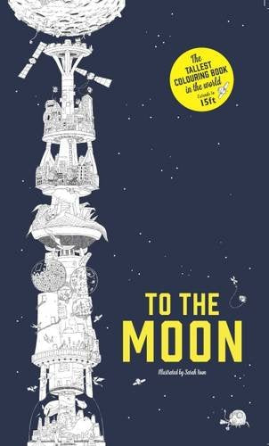 To the Moon 1 - Me Books Asia Store