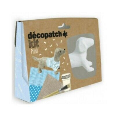 DECOPATCH Sets:Kids-Mini Kit Dachshund - Me Books Asia Store