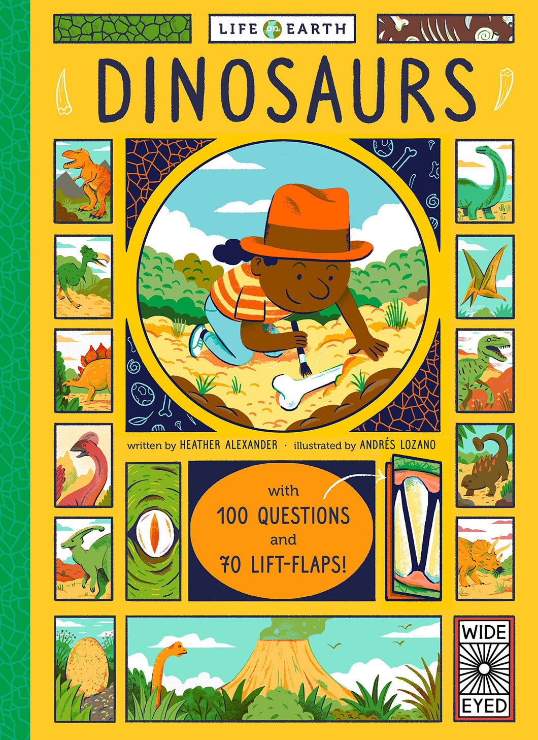 Life on Earth: Dinosaurs - Me Books Asia Store