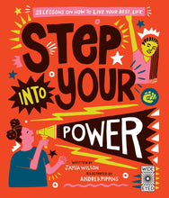 Step Into Your Power - Me Books Asia Store