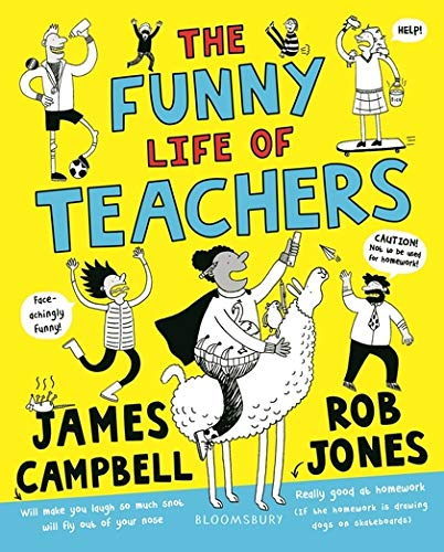 The Funny Life of Teachers - Me Books Asia Store