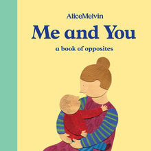 Me and You - A Book of opposites - Me Books Asia Store