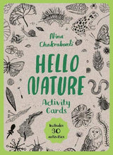Hello Nature Activity Cards - Me Books Asia Store