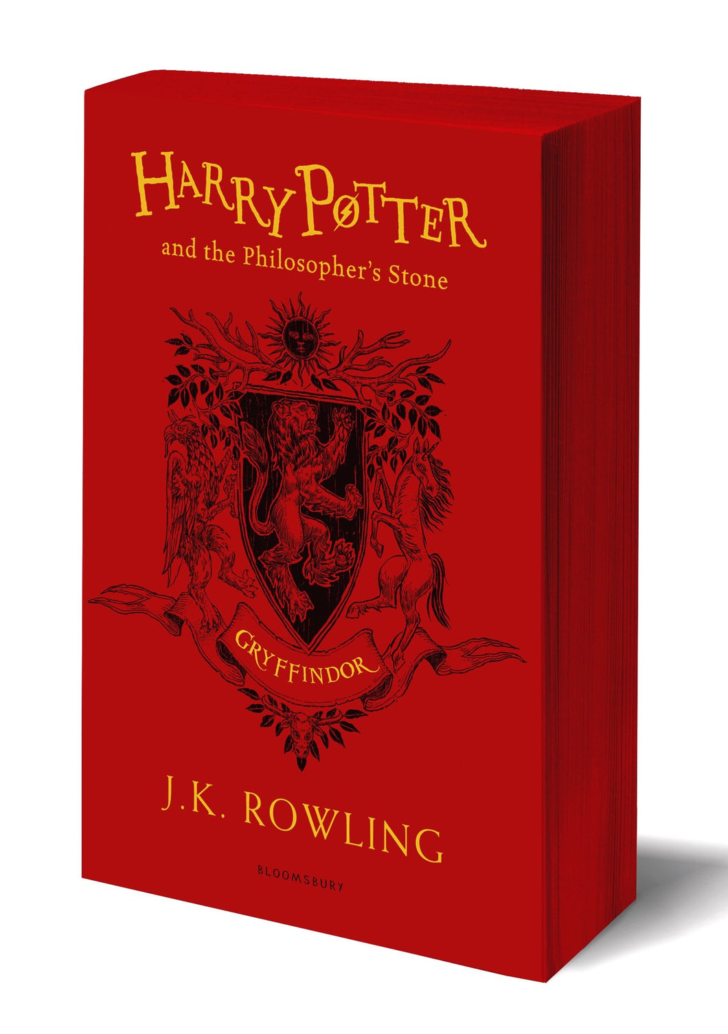 Harry Potter and the Philosopher's Stone – Gryffindor Edition - Me Books Asia Store