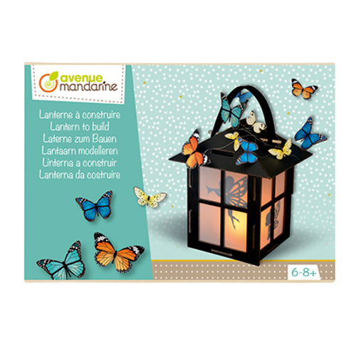 Avenue Mandarine Creative Box Lantern To Build - Me Books Asia Store