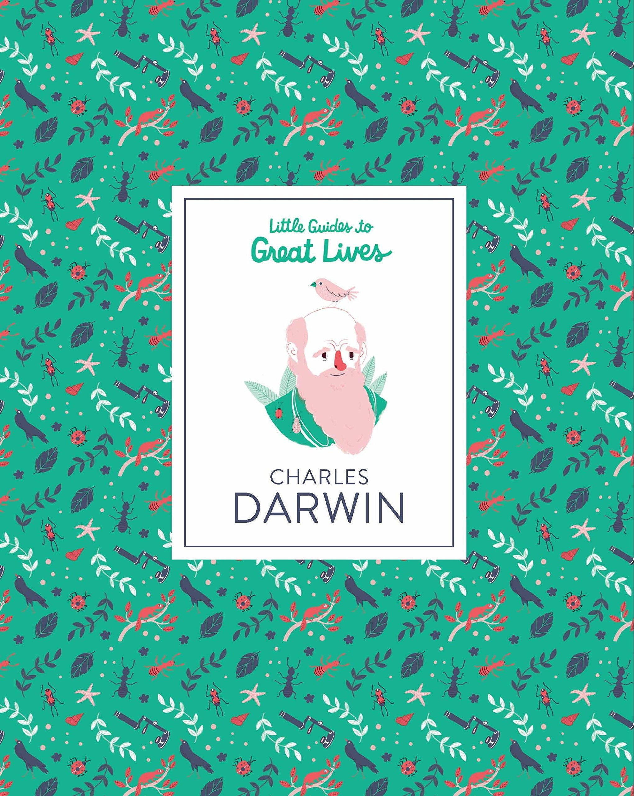 Charles Darwin: Little Guides to Great Lives - Me Books Asia Store