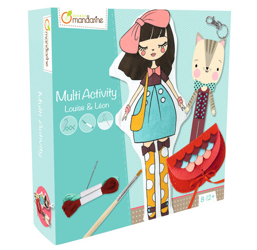 Avenue Mandarine Multiactivity Box Fashion - Me Books Asia Store