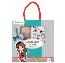 Avenue Mandarine Les Louloutes To Paint Camille - Me Books Asia Store