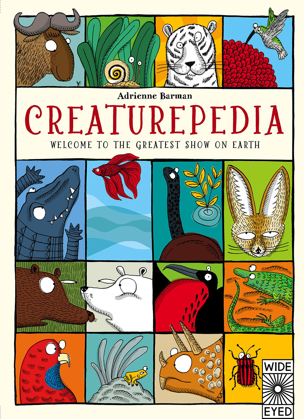 Creaturepedia - Me Books Asia Store