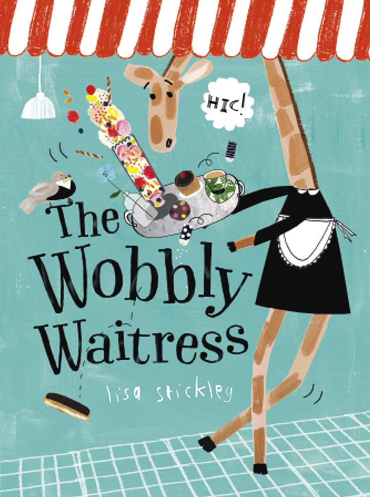 The Wobbly Waitress - Me Books Asia Store