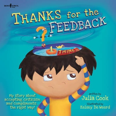 Thanks for the Feedback, I Think? - Me Books Asia Store