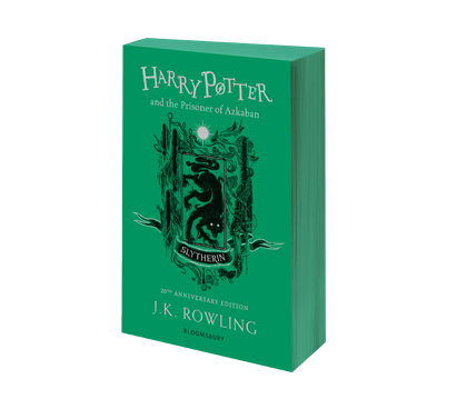 Harry Potter and the Philosopher's Stone – Slytherin Edition - Me Books Asia Store