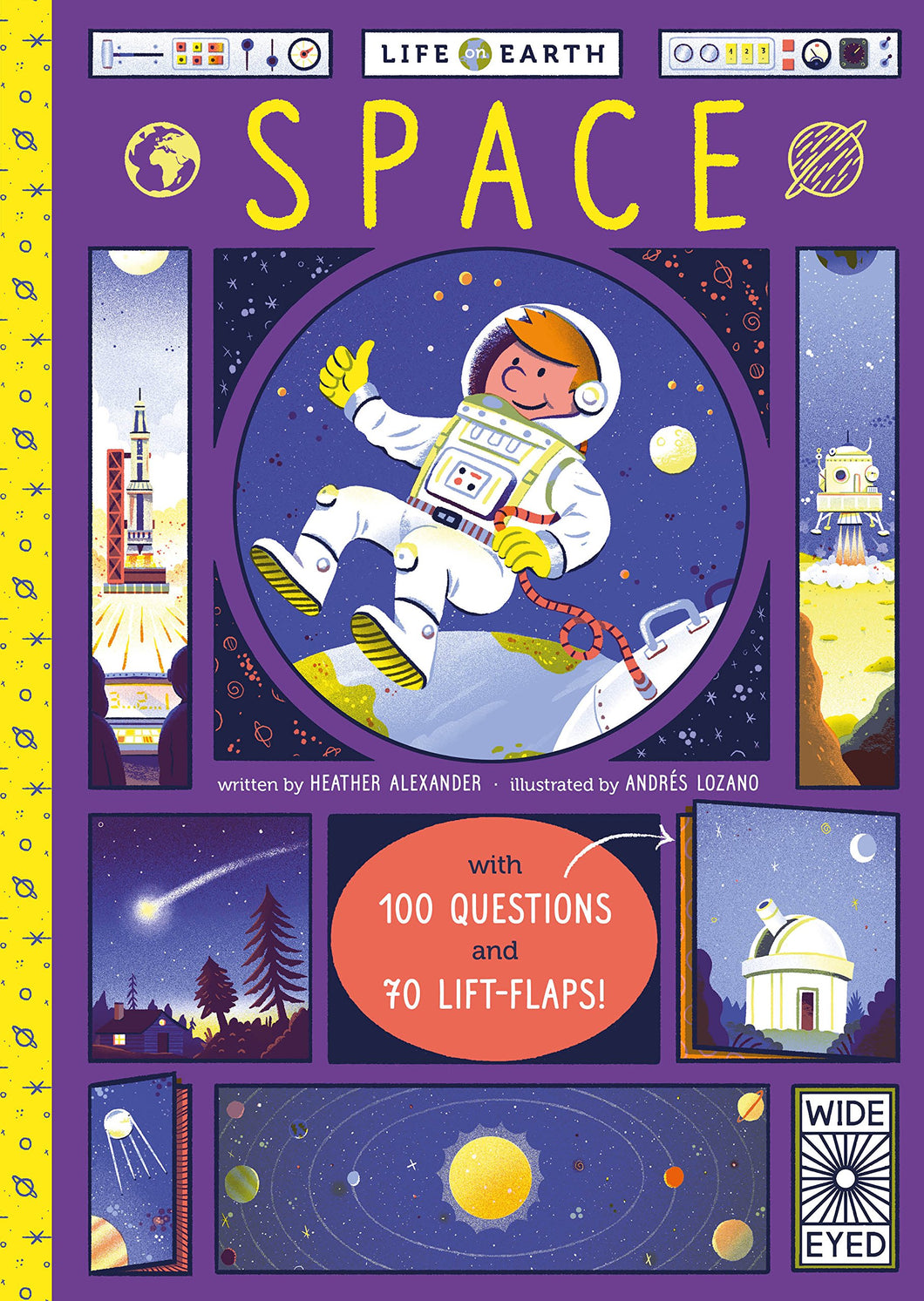 Life on Earth: Space - Me Books Asia Store