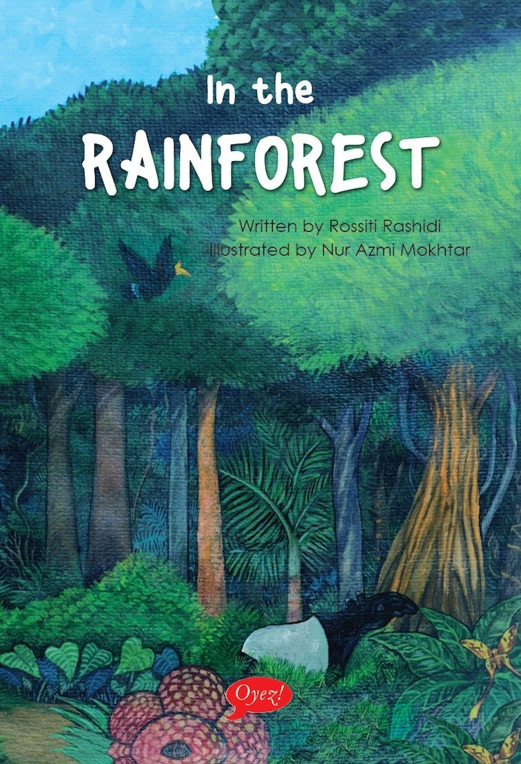 In The Rainforest - Me Books Asia Store