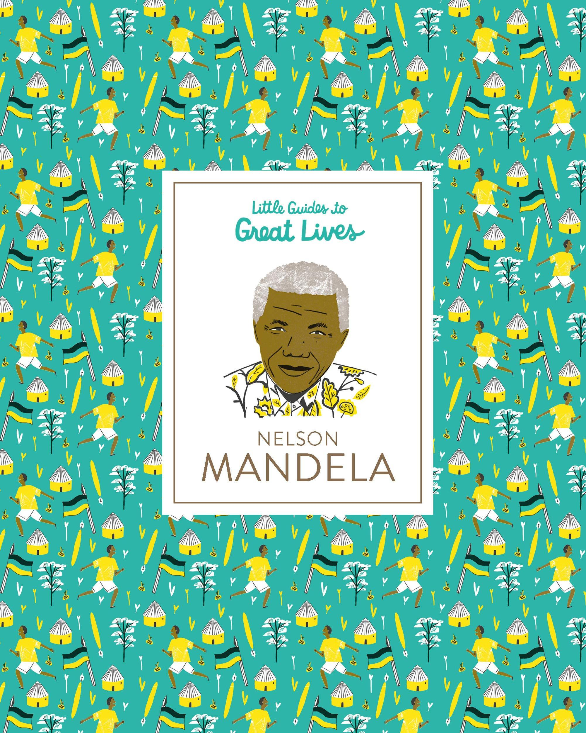 Nelson Mandela: Little Guides to Great Lives - Me Books Asia Store