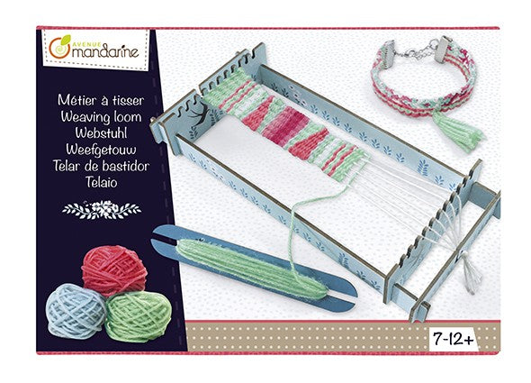 Avenue Mandarine Creative Box Weaving Loom - Me Books Asia Store