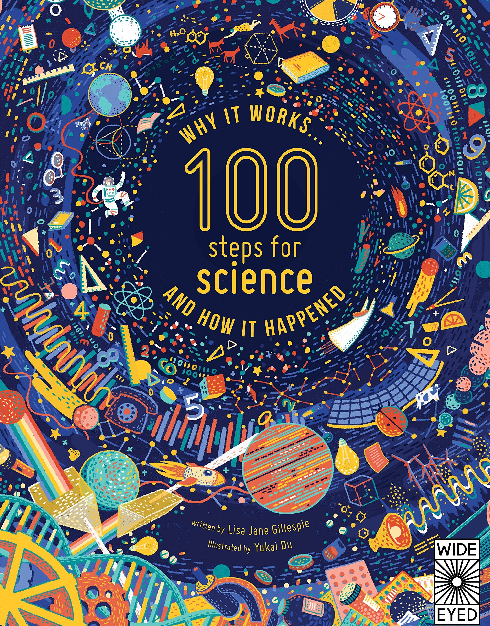 100 Steps for Science - Me Books Asia Store