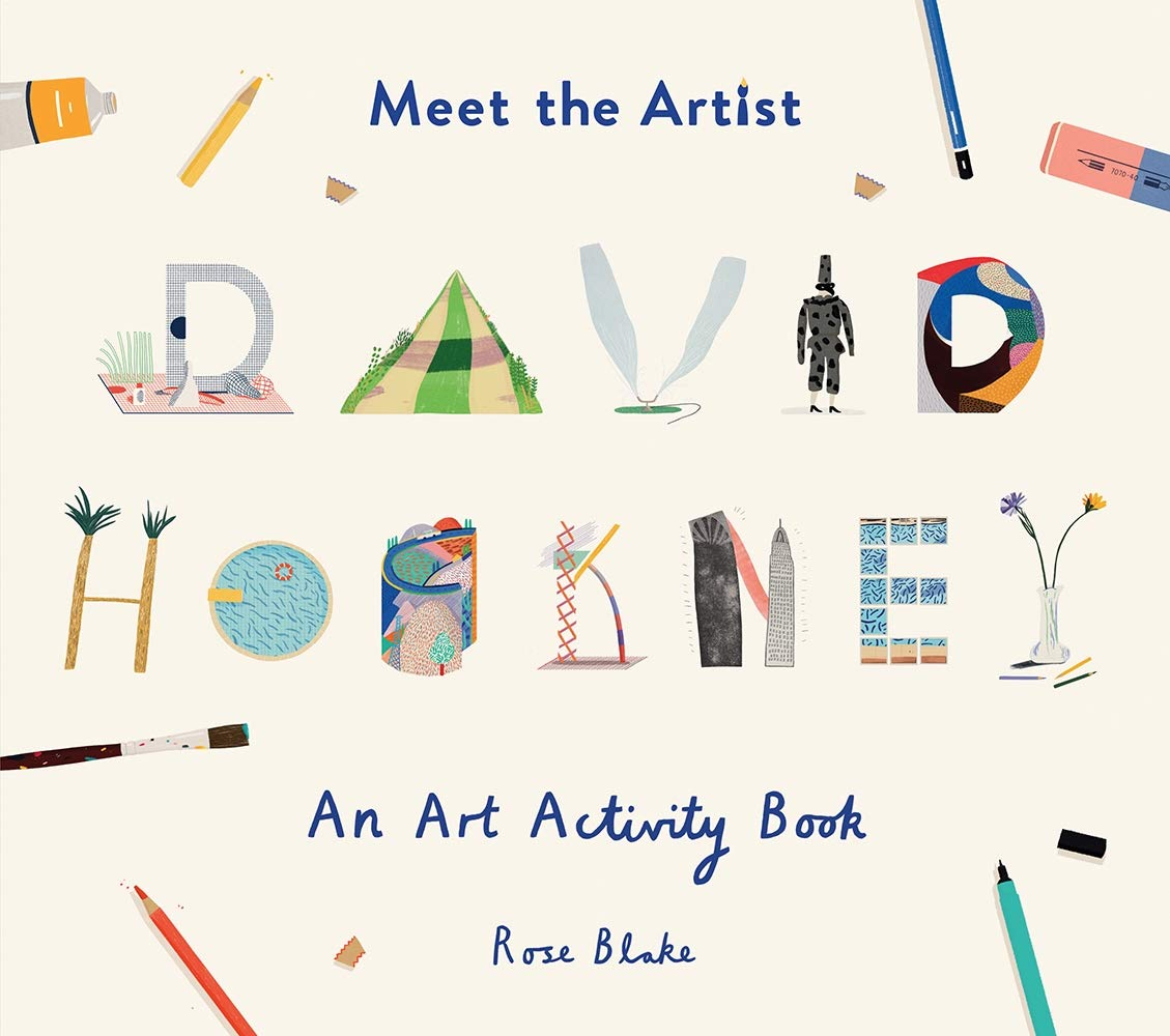 Meet the Artist: David Hockney - Me Books Asia Store