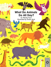What Do Animals Do All Day? - Me Books Asia Store