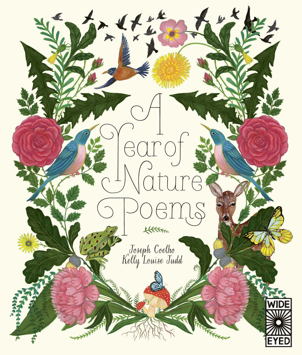 A Year of Nature Poems - Me Books Asia Store
