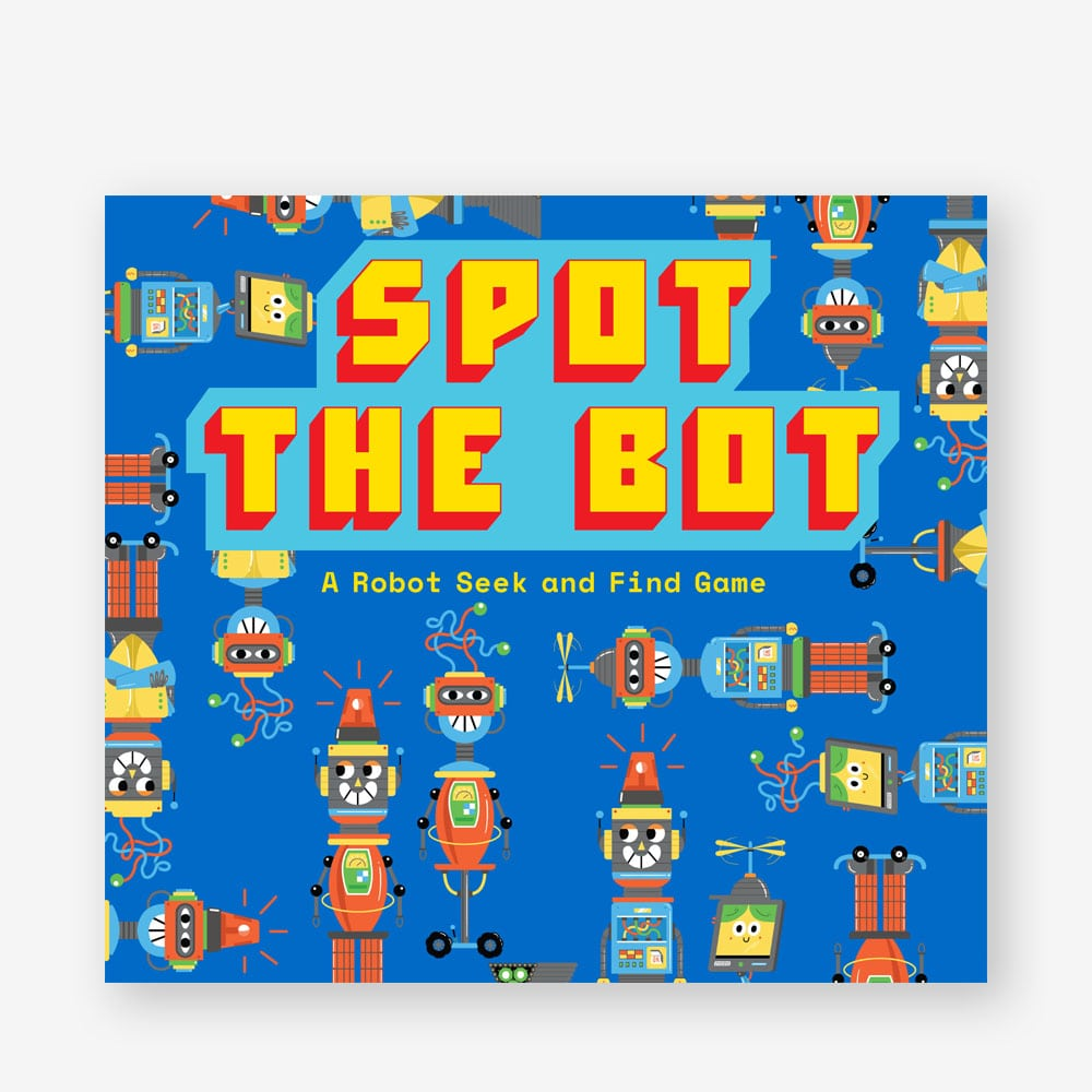 Spot the Bot - Me Books Asia Store