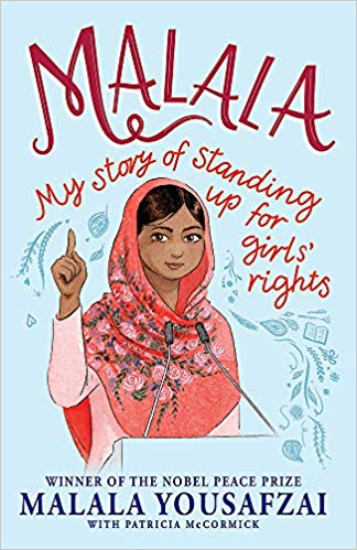 Malala: My Story of Standing Up for Girls' Rights - Me Books Asia Store