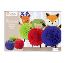 Avenue Mandarine Creative Box Pompoms - Me Books Asia Store