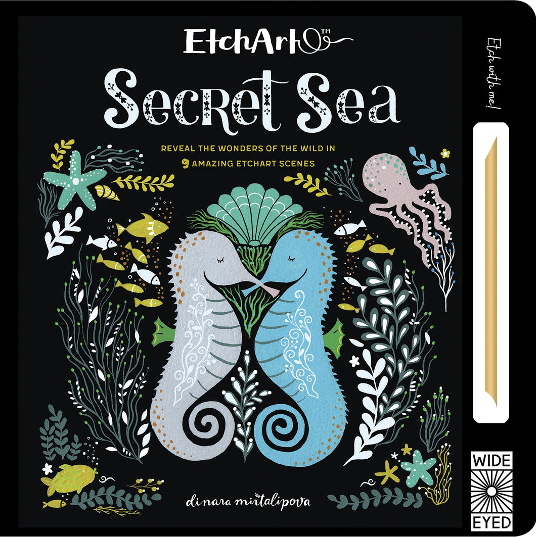 Etchart: Secret Sea - Me Books Asia Store
