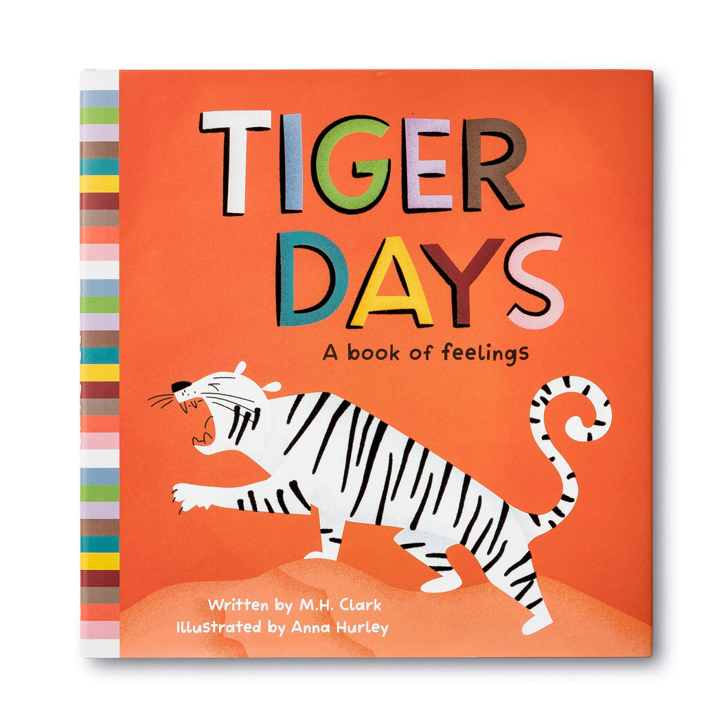 Tiger Days: A Book of Feelings - Me Books Asia Store