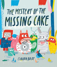 The Mystery of the Missing Cake - Me Books Asia Store