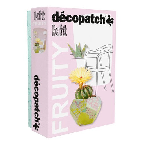 DECOPATCH Sets:Fruity Kit - Me Books Asia Store